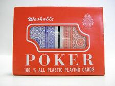 Poker Ruiten Pokerkarten Karten Set Spielkarten 2x Deck Karte