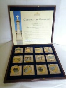 - WINDSOR MINT - 75TH Anniversary Second World War COIN COLLECTION