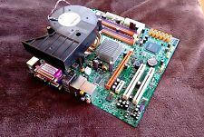Acer Q35T-AM Veriton [T/M/S661 , 461][LGA-775] Motherboard+ Core2 E8400 + Cooler