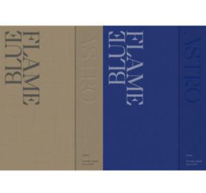 "K-POP ASTRO Mini Album ""BLUE FLAME'"" [1 Photobook + 1 CD ] STORY Ver"