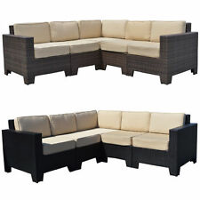 Fabric Up to 6 5 Garden & Patio Furniture Sets