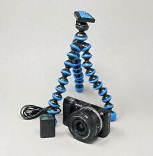 Sony Alpha A5000 20.1MP Digital Camerawith 16-50mm Lens - 7K Clicks