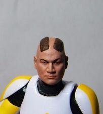 PAINTED HEAD ONLY Star Wars Black Series 6 inch Custom Clone Trooper Jango Fett