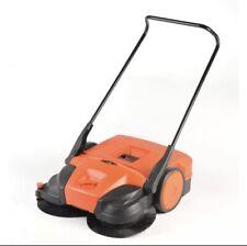 Haaga 677 Sweeper Outdoorindoor 31 Battery Powered Push Sweeper Free Shipping