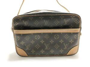 Auth LOUIS VUITTON Trocadero 27 M51274 Monogram Shoulder Bag
