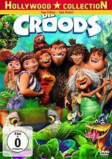 DIE CROODS (DVD) NEU+OVP