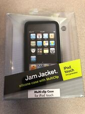 DLO Black Jam Jacket Game Case for iPod touch 2nd & 3rd Generation gaming