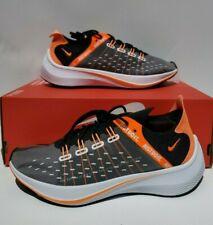 Nike EXP-X14 SE Just Do It Black Orange White Men Running Shoes AO3095-001 SZ 7