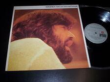 """Wagner Tiso """"Ao Vivo Na Europa"""" LP Ariola – 813 306-1 2 Brazil 1983"""