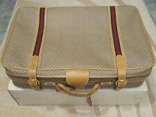 9fa2e35ebe GUCCI - VINTAGE - COLLEZIONISMO - Valigia Gucci originale, anno 1985,  perfetta