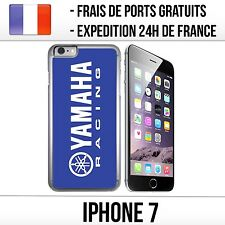 Coque iPhone 7 - Yamaha Racing