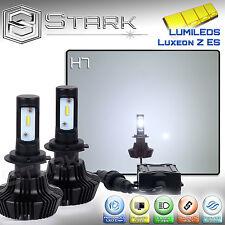 New Z ES LED 8000LM Kit 6000K 6K White Headlight Light PAIR - H7