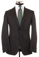 RECENT Hugo Boss 'Harry' Satin Black Check SHAWL COLLAR Tuxedo Dinner Jacket 40R