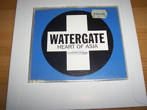 Watergate - Heart Of Asia - CD Single