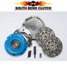 South Bend Street Dual Disc Clutch Kit 2001-2005 GM 6.6L Duramax Diesel 650HP
