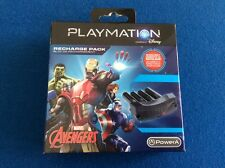 PowerA Playmation Disney Avengers Recharge Pack Connects to Repulsor