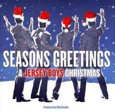 Seasons Greetings a Jersey Boys Christmas 0081227975999 Various Artists