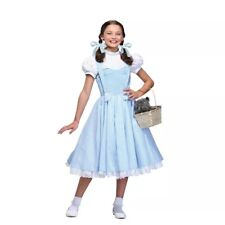 Halloween Classic The Wizard of Oz Dorothy Children Book Week Girl Costume Dress