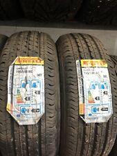 2 x Pirelli Chrono S2 195/60r16c