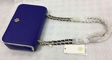 NWT Tory Burch Mercer Adjustable Chain Leather Shoulder & Crossbody Bag 40670