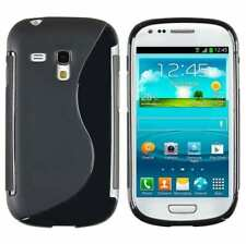 Samsung i8190 Galaxy S3 Mini Black S-Line Gel Case