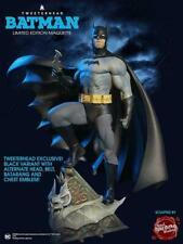 Tweeterhead Batman DC Exclusive Black Variant Super Powers Maquette Statue