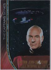 STAR TREK THE NEXT GENERATION SEASON 7 PICARD CAPTAIN'S CARD 2 OF 4 731/1200