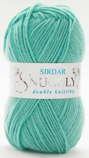 Sirdar Snuggly Baby Double Knit 50g - Complete Range