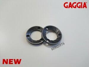 Gaggia Parts – Grinder Burrs Set for MDF 50x30x7.5mm RH - MDF0029