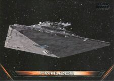 Star Wars Galactic Files Reborn Vehicles Chase Card V-13 Finalizer