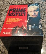 PRIME SUSPECT The Complete Collection US Region 1 (Helen Mirren) [New DVD]