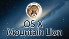 Mac OS X Mountain Lion Version 10.8  - Bootfähige Install- / Recovery DVD