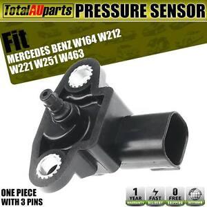MAP Sensor for Maybach 57 240 Benz W169 W204 W245 CLK280 CLS 63 AMG 1.5L 5.5L