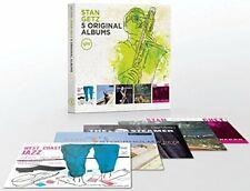 Stan Getz - 5 Original Albums [CD]