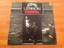 JOHN LENNON - 1975 Vinyl 33rpm LP- ROCK 'N' ROLL