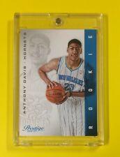 NBA Basketball Card Anthony Davis Rookie 2012 Lakers Prestige