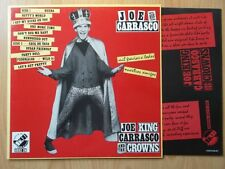 JOE KING CARRASCO AND THE CROWNS LP: MIL GRACIAS A TODOS NUESTROS AMIGOS
