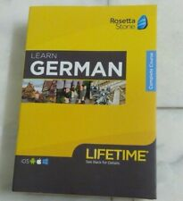 🌟🎈 Rosetta Stone GERMAN Complete Course Lifetime Subscription🌟