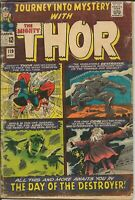 Journey Into Mystery #119 Thor Vintage 1965 Marvel Comics 1st App Warriors Three