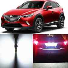 Alla Lighting License Plate Tag Light 194 White 12V LED Bulb for Mazda CX-3 CX-5