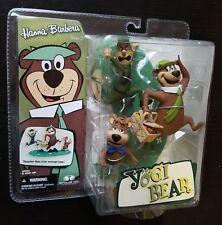 "McFarlane Hanna Barbera YOGI BEAR ""Smarter Than Your Average Bear"" Figure Set"