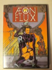 Aeon Flux (Dvd) Movie Mtv Complete Very Good Condition Free Shipping