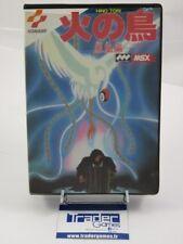HI NO TORI (phoenix) - MSX 2 (RC747) Konami Shoot japan Tezuka complete rare