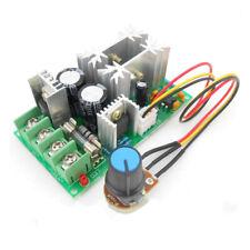 PWM Fan DC Motor Speed Controller Module 1200W 20A DC 12V/24V/36V/48V 25KHZ Kit