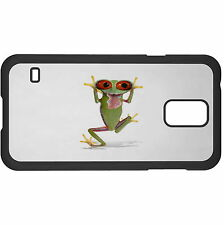 Silly Frog Hard Case Cover For Samsung New