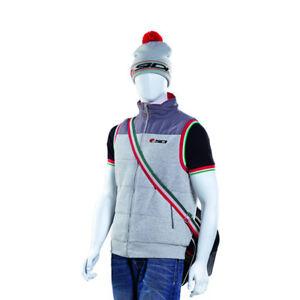 SIDI CASUALS GILET JACKET/COAT GREY - QUALITY CLOTHING