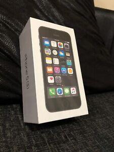 Brandneu Versiegelt spacegrau Apple iPhone 5s 16gb-Entsperrt-ohne Sim.
