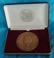 Vintage Her Majesty Queen Mary Limited Edition 50th Anniversary Coin RARE 1lb.