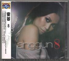 TAIWAN OBI CD Anggun: 8 (2017) SEALED