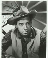 Tommy Farrell     Actor  Vintage B&W Photograph , Signed
